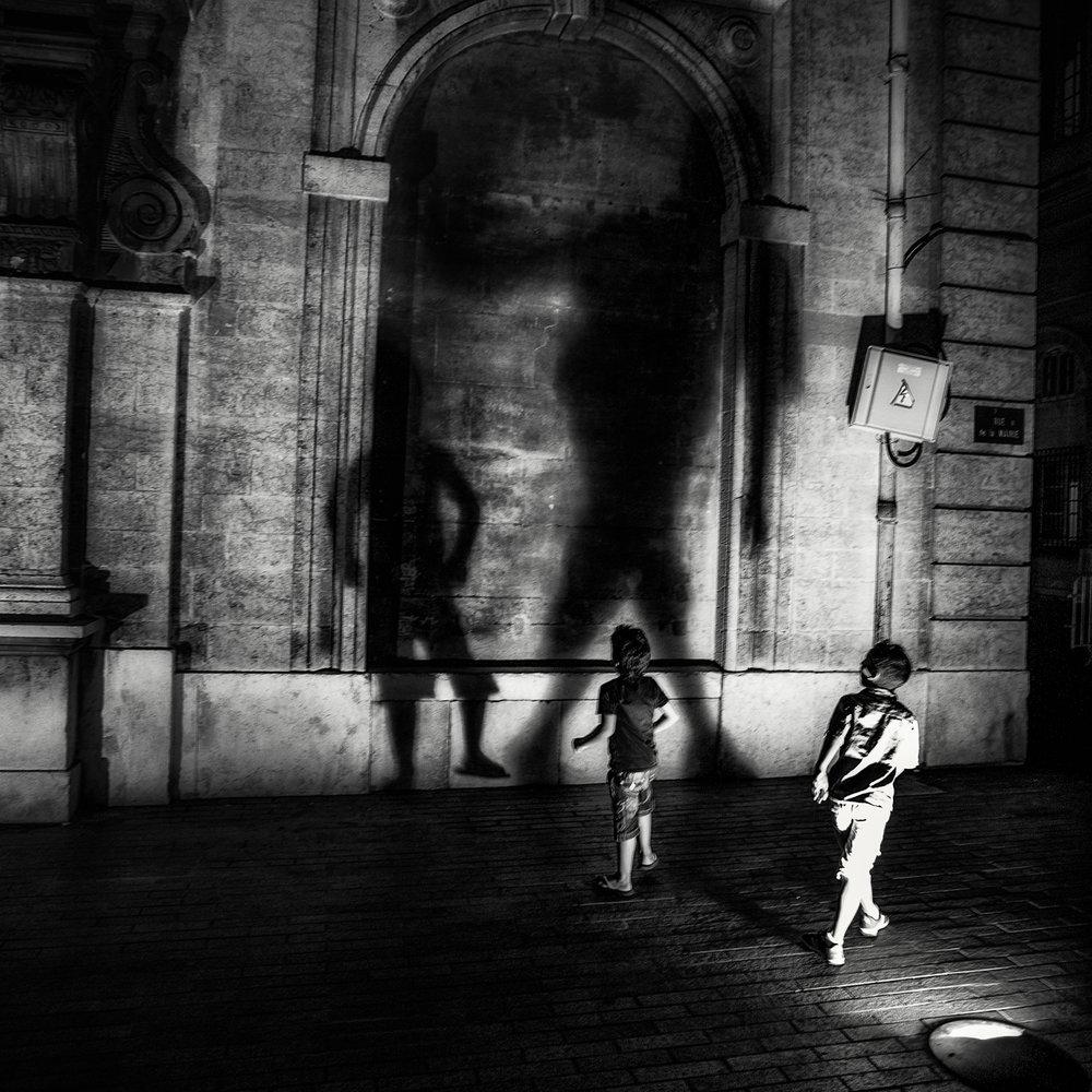 """Marseilles, 2014"" Archival Ink Print"