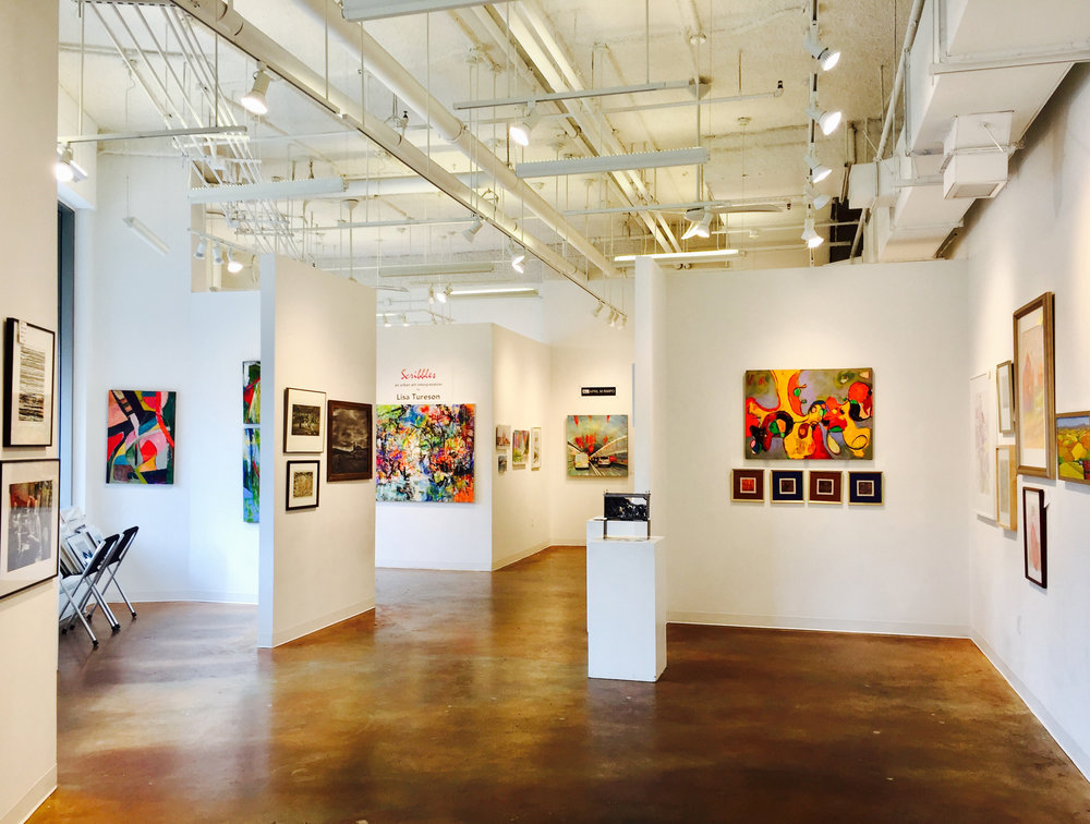 GALLERY ATouchstone Gallery Member Show -