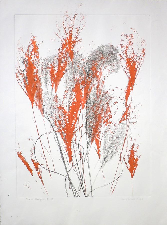 Grass Bouquet VI