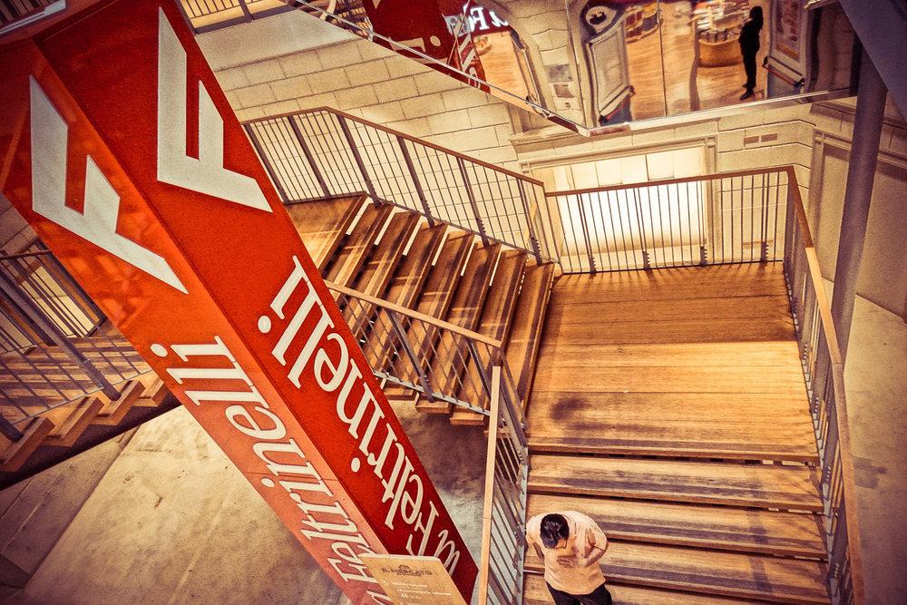 Milan Stair View Multi Book