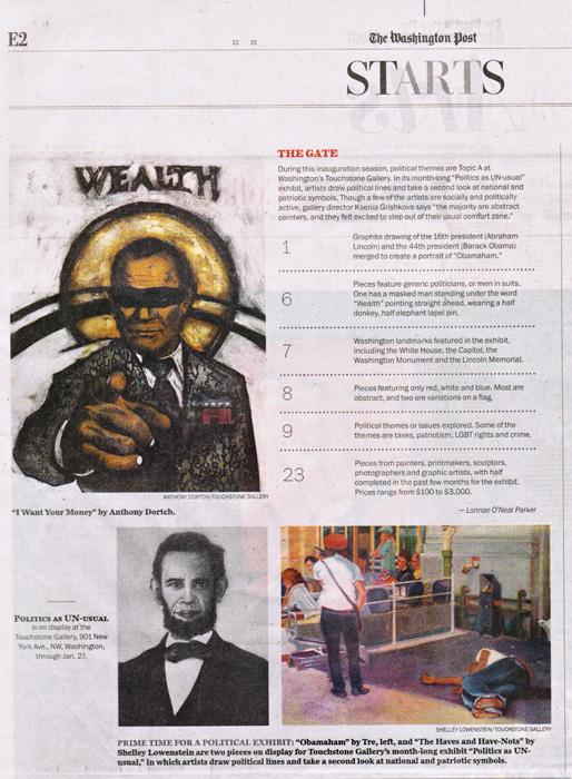 Obamaham Washington Post