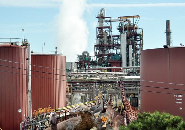 Industrial Blanket for blog