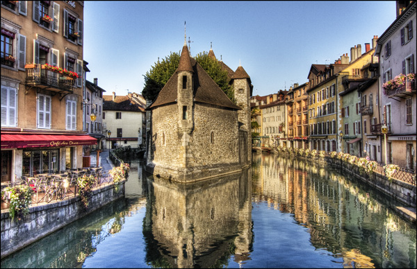 Annecy, France - HDR