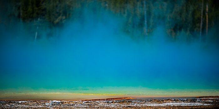 Yellowstone Thermal Zone 13