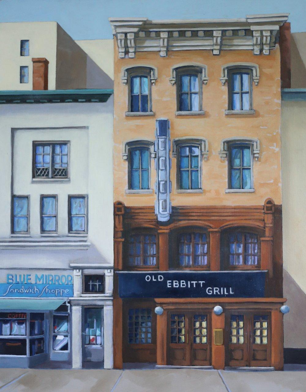The Original Old Ebbitt Grill (Washington DC Landmark)