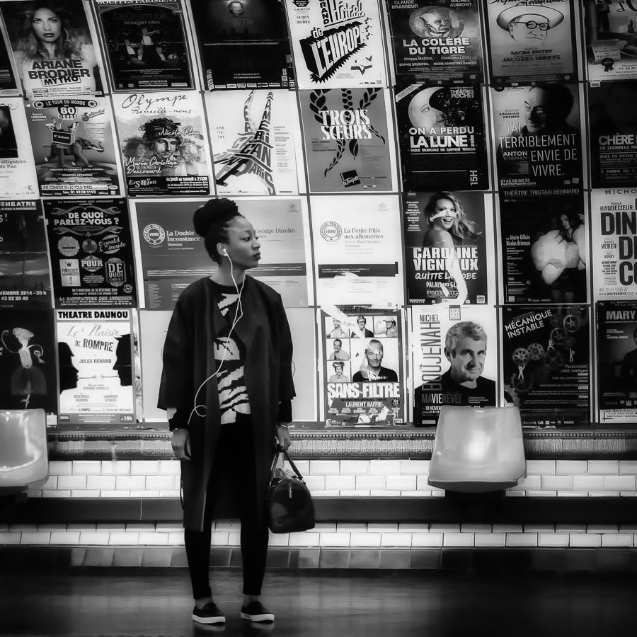 """""""Metro Segur, Paris"""""""