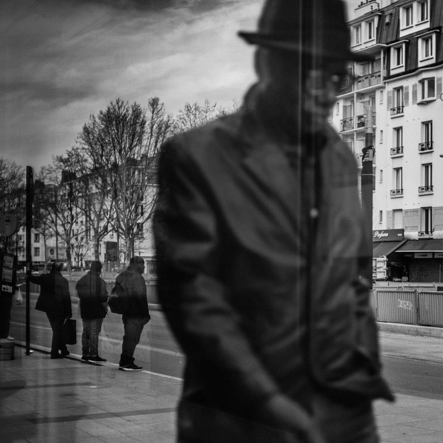 """""""St Ouen, Paris"""""""