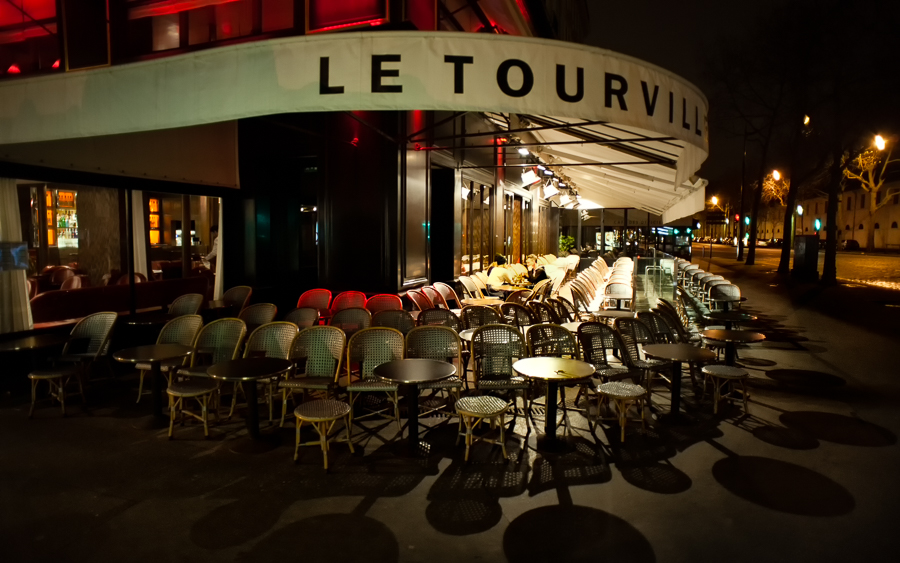 """Le Tourville, Paris"""