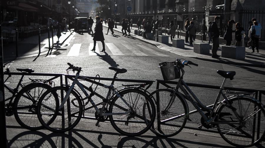"""""""Rue du Coitre-Notre-Dame, Paris"""""""