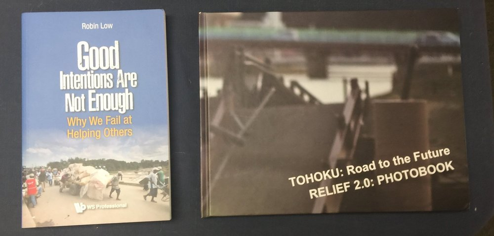 2 books by Robin Low