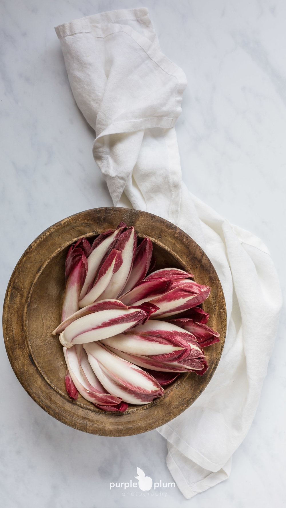 Red Chicory is extremely photogenic!