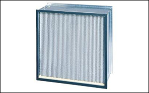 HEPA Filters AAF AstroCel1 HEPA and ULPA filters are available in 99.97% to 99.999% efficiencies. Antimicrobial HEPA's are also available.