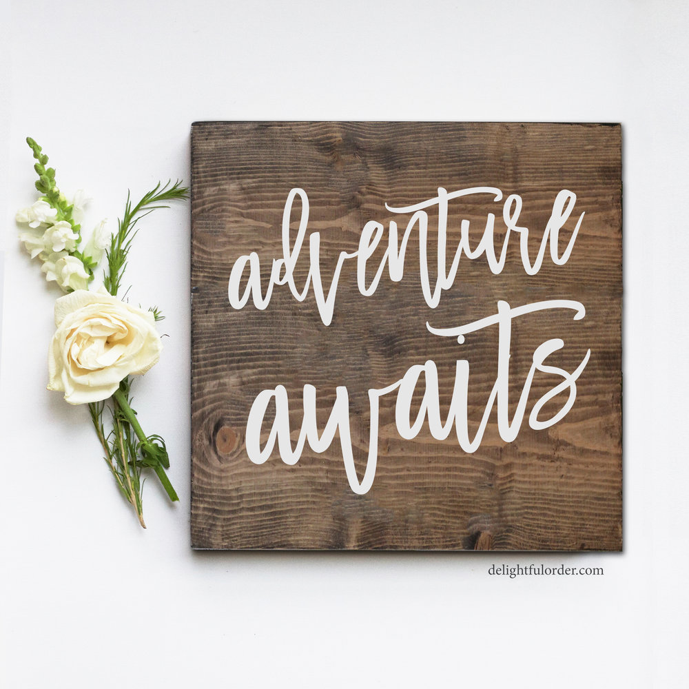 Adventure Awaits (S)