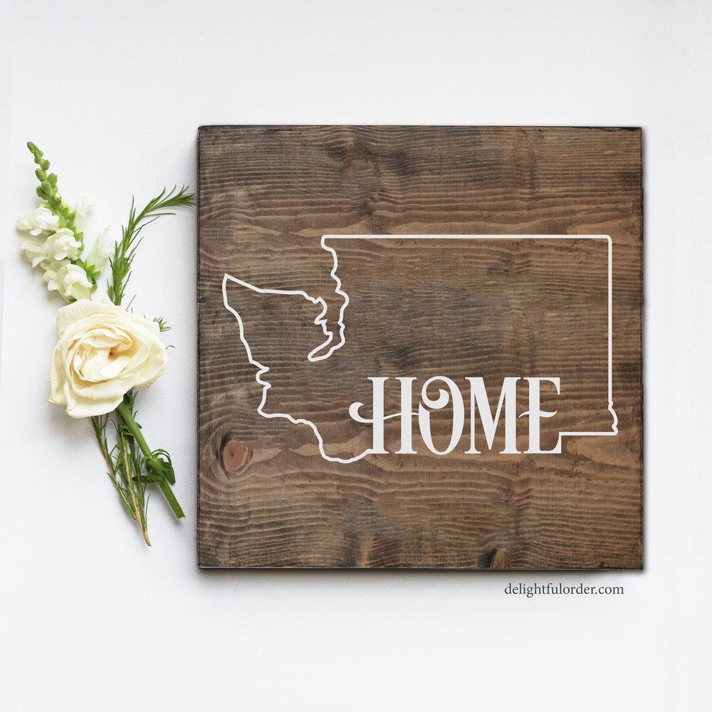 WA State Home (S)