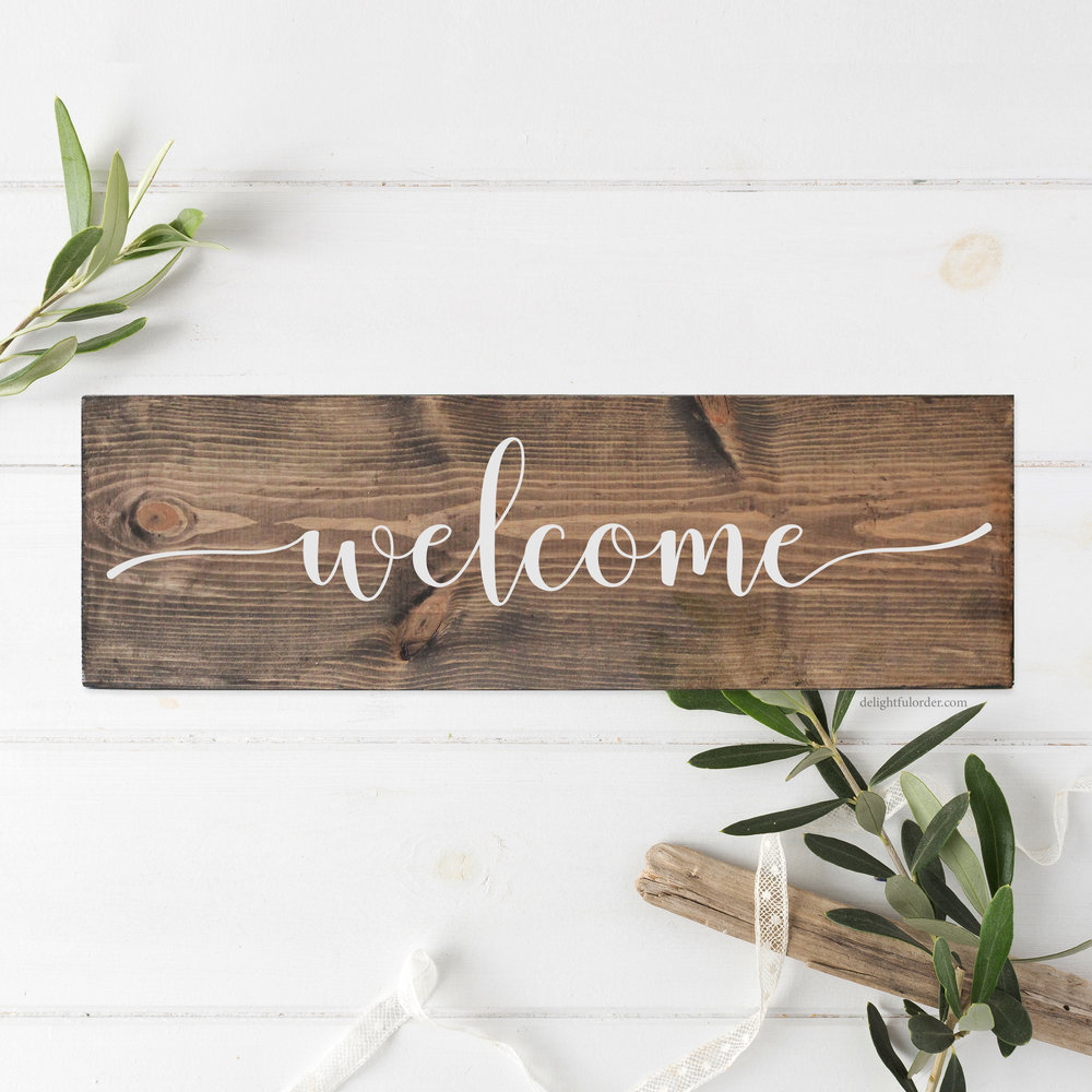 Welcome (R)
