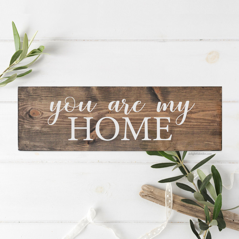 You are my Home (R)
