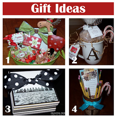 Teacher/Neighbor Gift Ideas