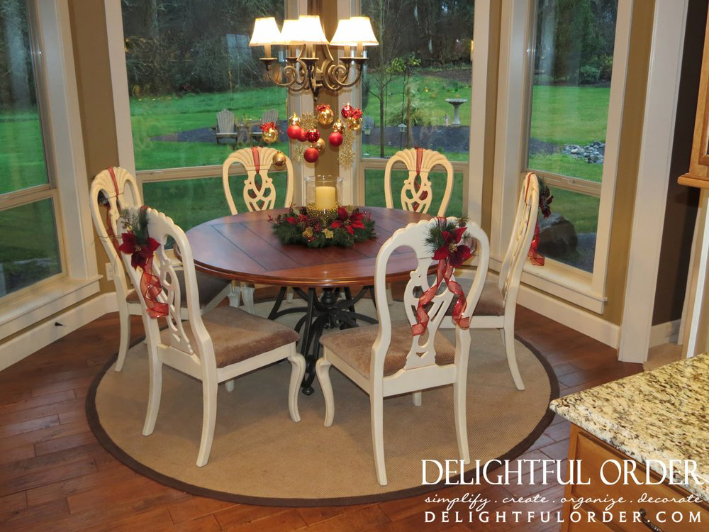 2012 Christmas Decor Home Tour - Part 2