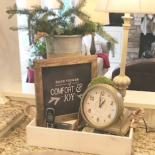 2016 Christmas Decor Home Tour