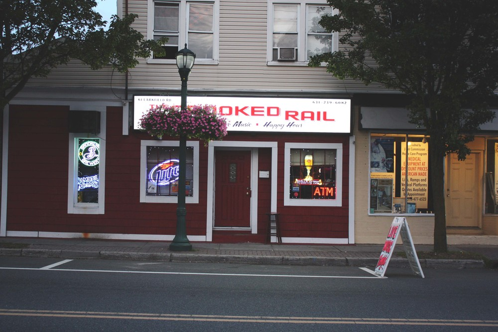 The Crooked Rail,   East Northport