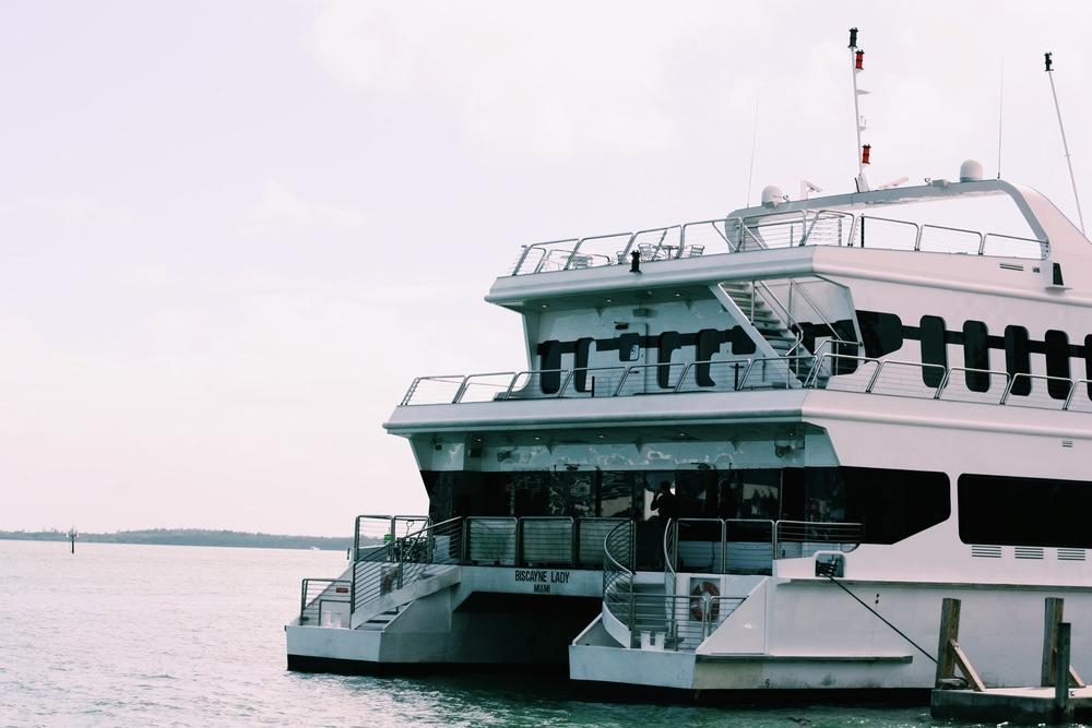 Miami-boat