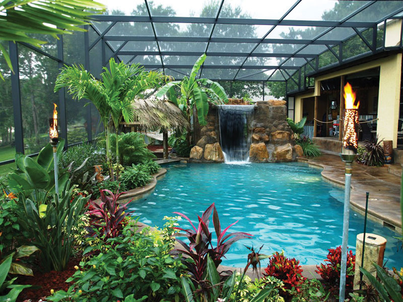 Houston 39 S Finest Pool Enclosures