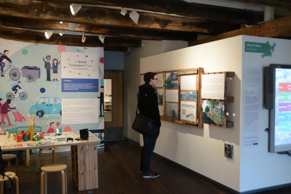 Architecture Centre Exhibition