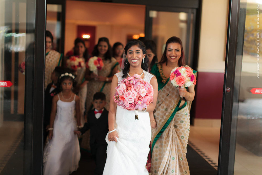 Nate Mathai Photography - Stephina and John's Wedding