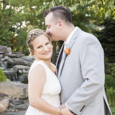 Katie, bride