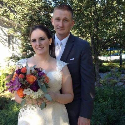 Jenn, bride