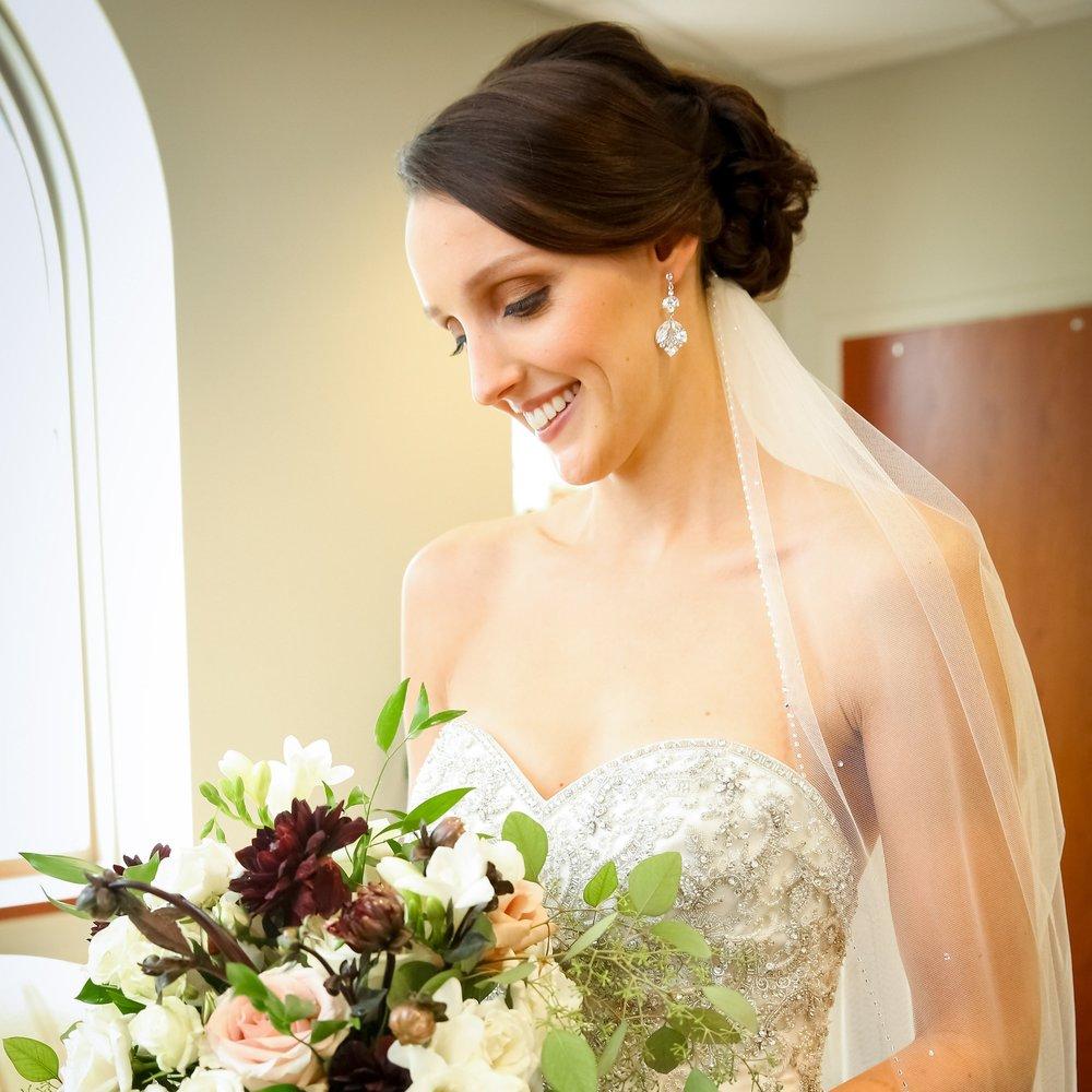 Lauren, bride
