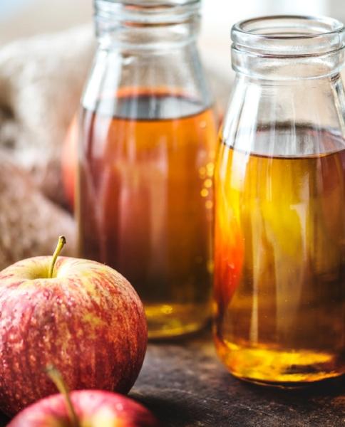 Apple Cider Vinegar Itchy Scalp Remedy
