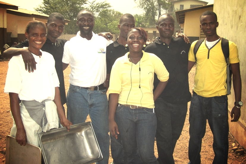 Bobby Group | Hope for Lives in Sierra Leone
