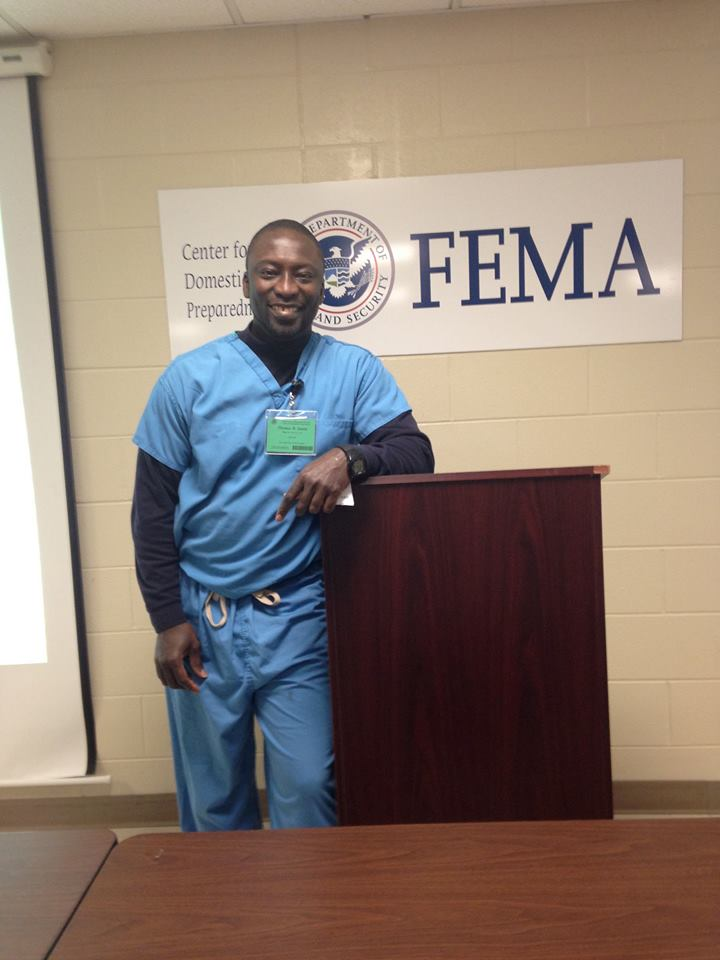 CDC Ebola Bobby Main