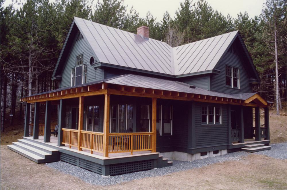 Woodstock Vermont Residence