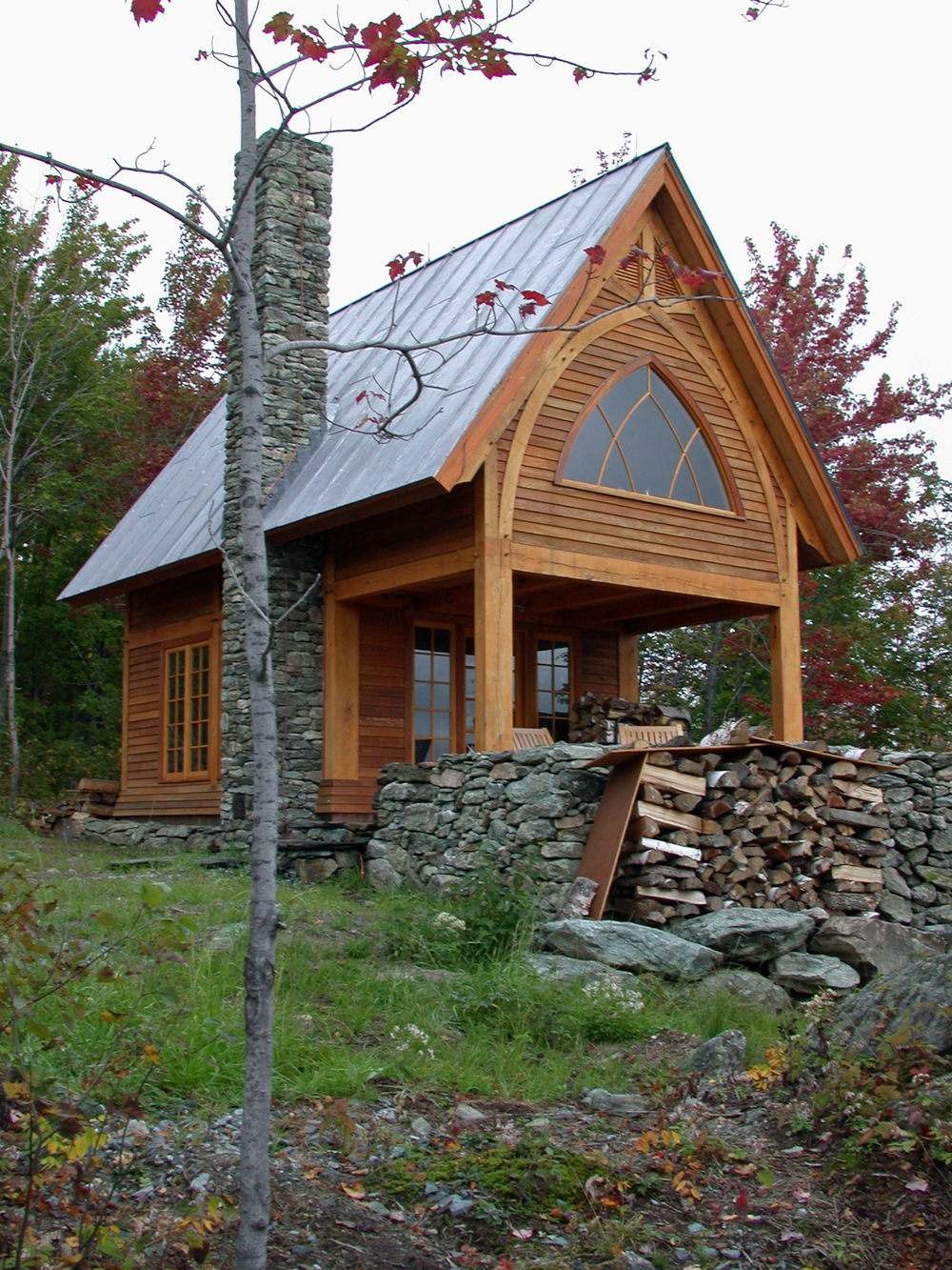 Vermont Mountainside Retreat