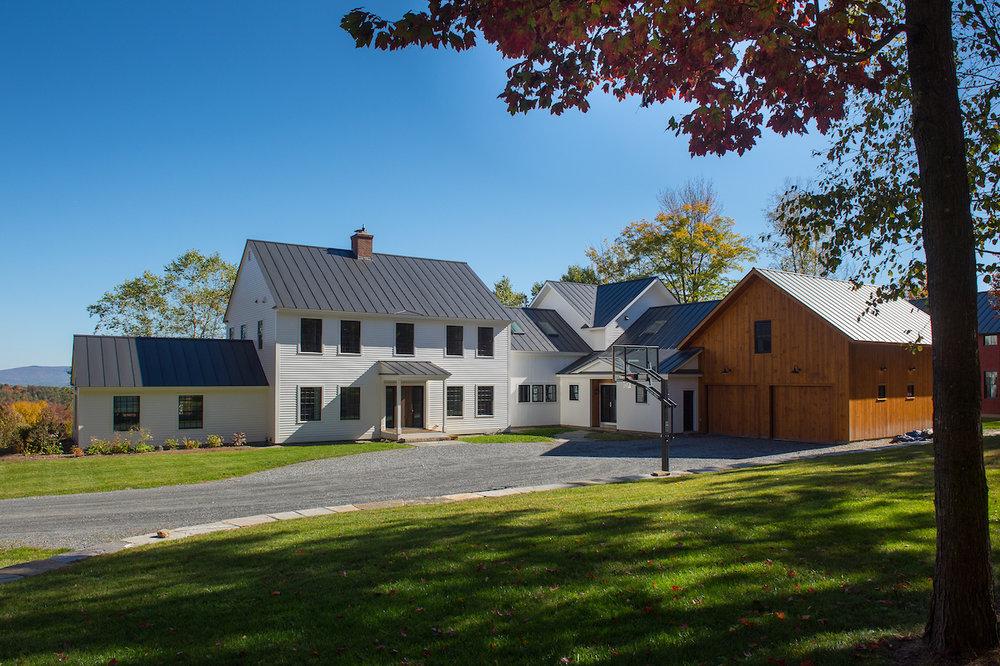 Norwich Hillside Residence