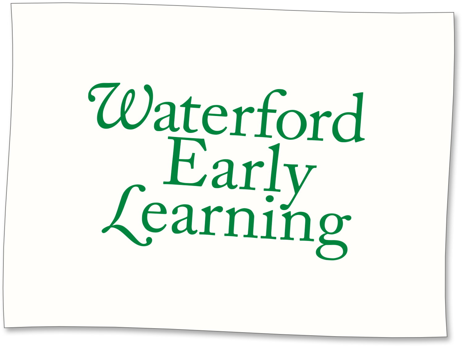 Waterford Early Learning Michael Tirenin