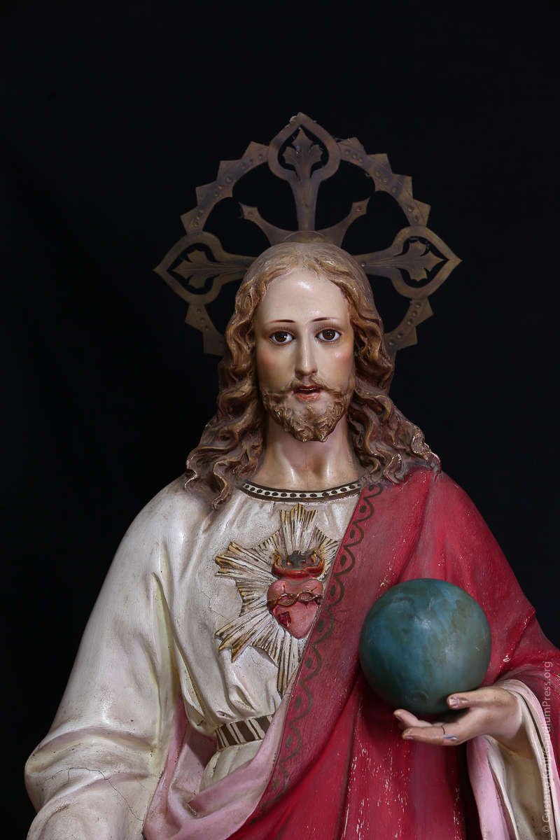 Sagrado Corazón de Jesus - Panjim, Goa - Foto: Gustavo Kralj/Gaudiumpress