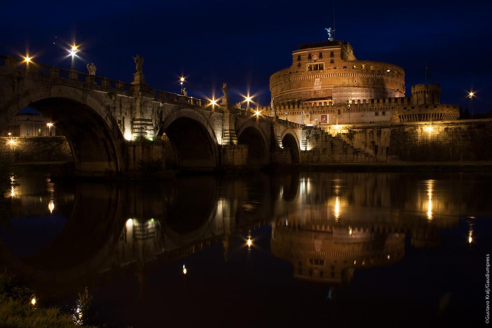 Rome: Castel Sant'Angelo. Foto: Gustavo Kralj/Gaudiumpress