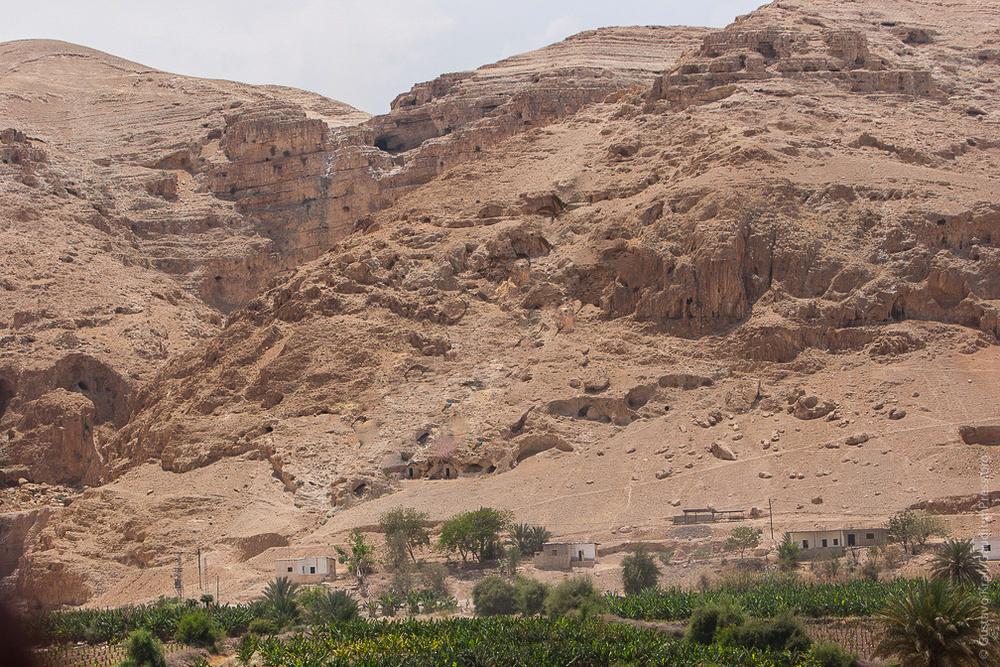 TierraSanta:Monte de la Tentaciones, donde Jesús se retiró por 40 días. Foto: Gustavo Kralj/Gaudiumpress