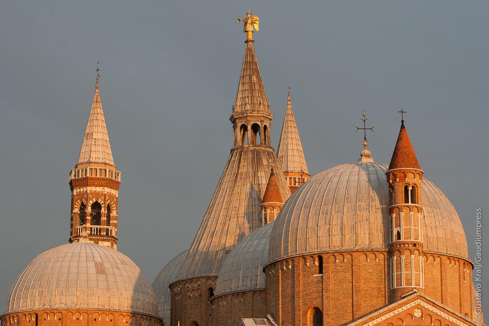 Padua, Italia: Basilica de San Antonio. Foto: Gustavo Kralj'Gaudiumpress