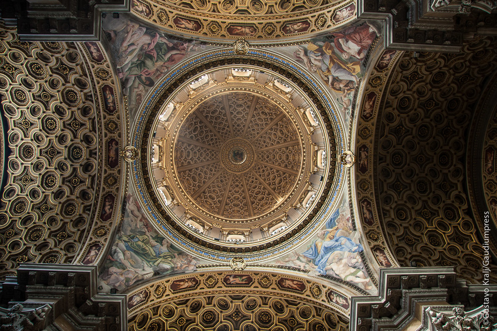 Roma: Basilica de San Carlo ai Catinari . Foto: Gustavo Kralj/Gaudiumpress