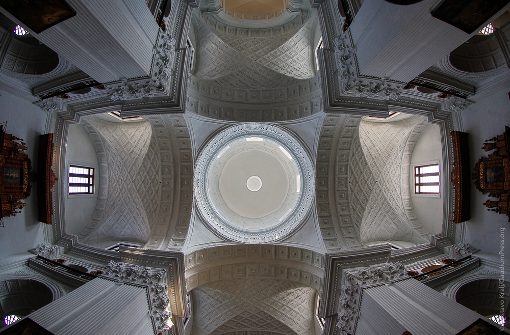 Goa, India: Basilica de San Cayetano. Foto: Gustavo Kralj/Gaudiumpress