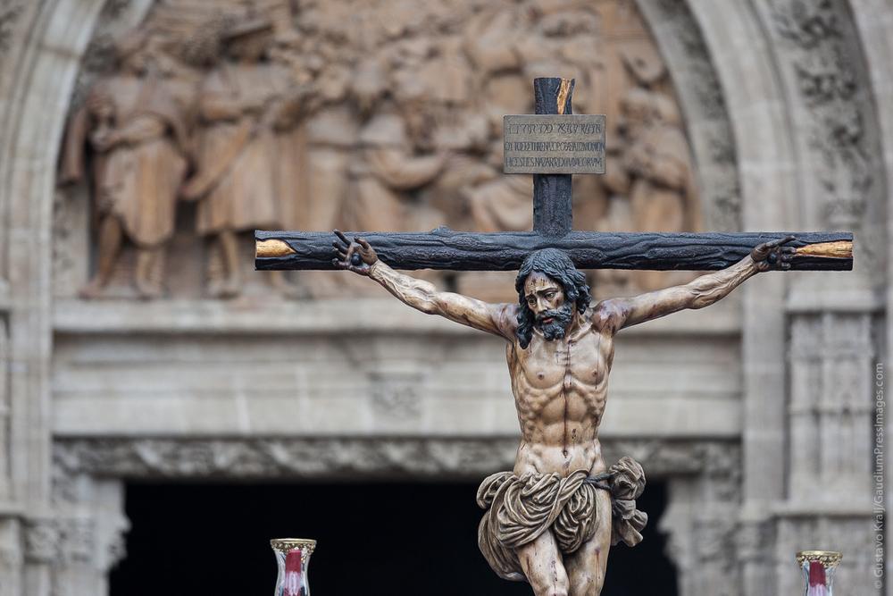 Sevilla, España: Santísimo Cristo de la Sed. Fo  to: Gustavo Kralj/Gaudiumpress
