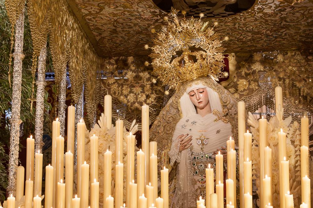 Sevilla, Espana: Maria Dolorosa. Foto: Gustavo Kralj/Gaudiumpress
