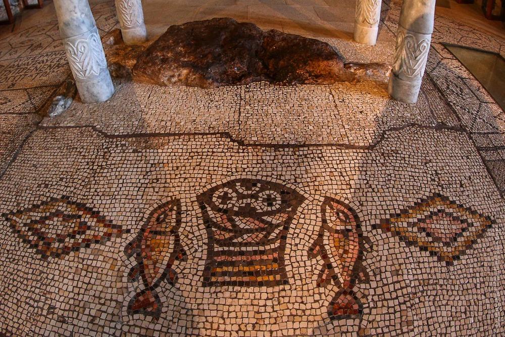 Galilea. Tierra Santa: Iglesia de la Multiplicación de los Panes y de los Peces. Foto: Gustavo Kralj/Gaudiumpress