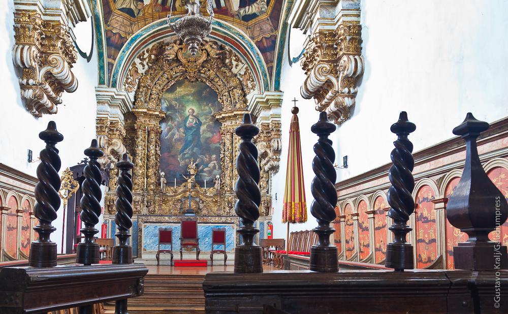 Minas Gerais, Brazil: Catedral de Mariana. Foto: Gustavo Kralj/Gaudiumpress