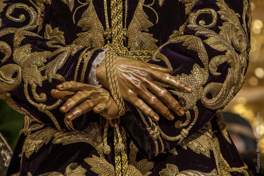 Sevilla: Nuestro Padre Jesús de la Sentencia. Foto: Gustavo Kralj/Gaudiumpress