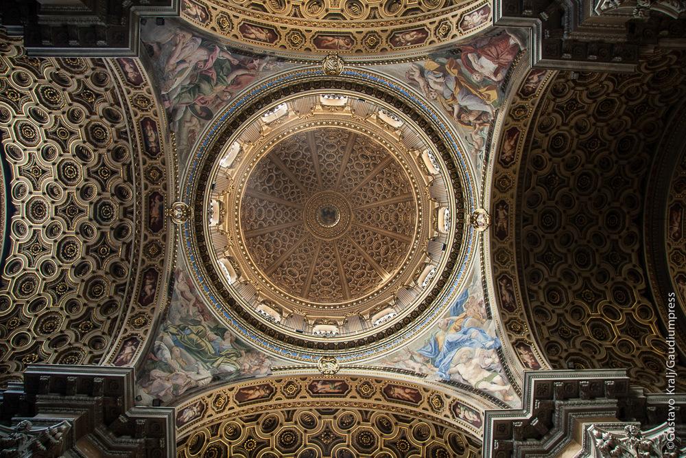 Rome: Basilica de San Carlo ai Catinari- Foto: Gustavo Kralj/Gaudiumpress